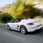 Porsche Boxster Spyder 4