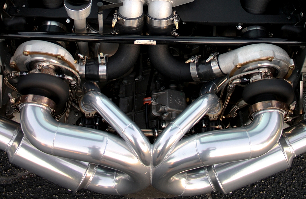 Audi R8 TwinTurbo