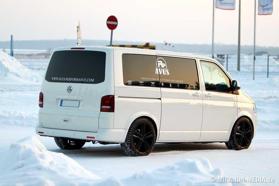 VW T5 Facelift Avus