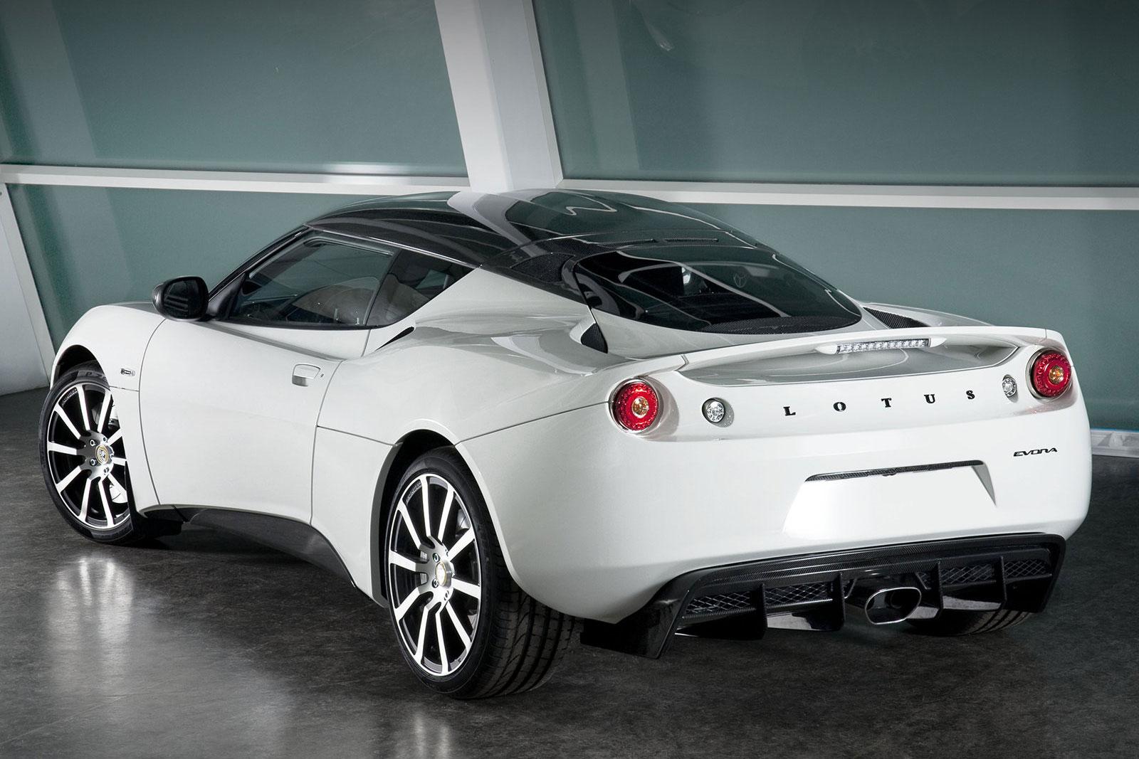 Lotus Evora Carbon Concept 2