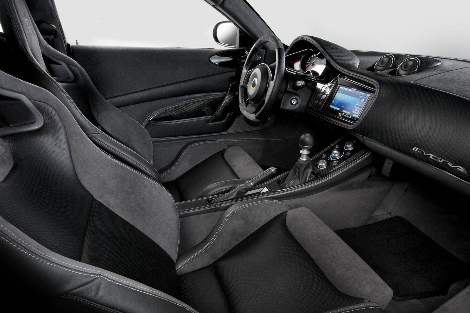 Lotus Evora Carbon Concept 3