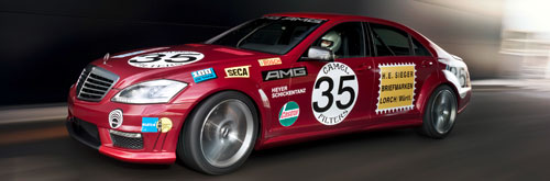 Mercedes S63 AMG 03