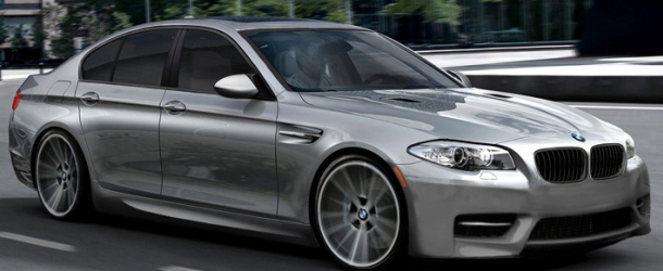 BMW M5 F10 Neuer Sportgarant Der 5er Reihe Kommt 2011