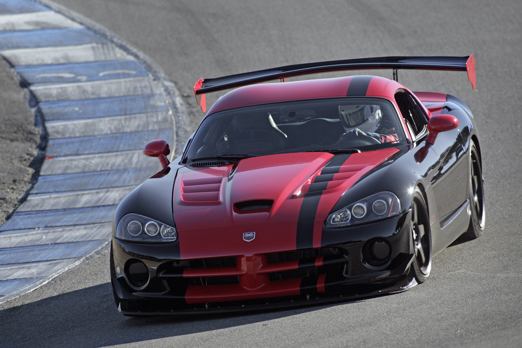Dodge Viper SRT10 ACR 1:33-Edition