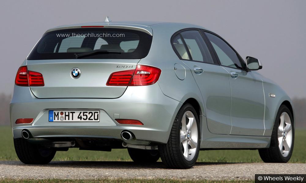 BMW 1er F20 2011