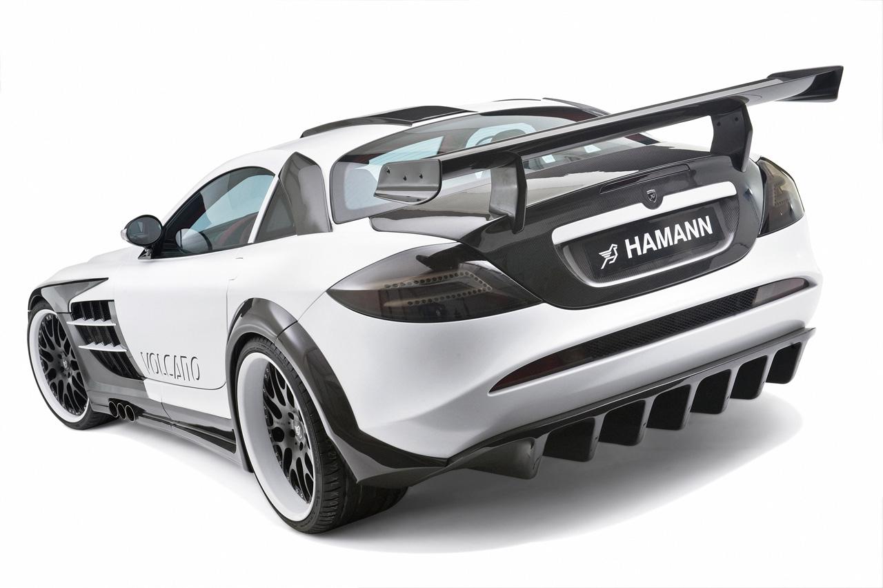 Hamann Volcano Mercedes SLR