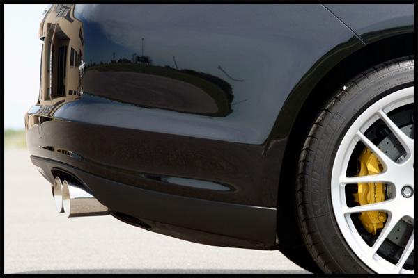 Porsche Panamera Turbo von Hennessey Performance