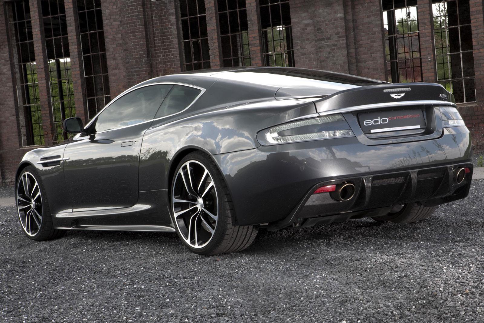 Aston Martin DB9 DBS Edo Competition