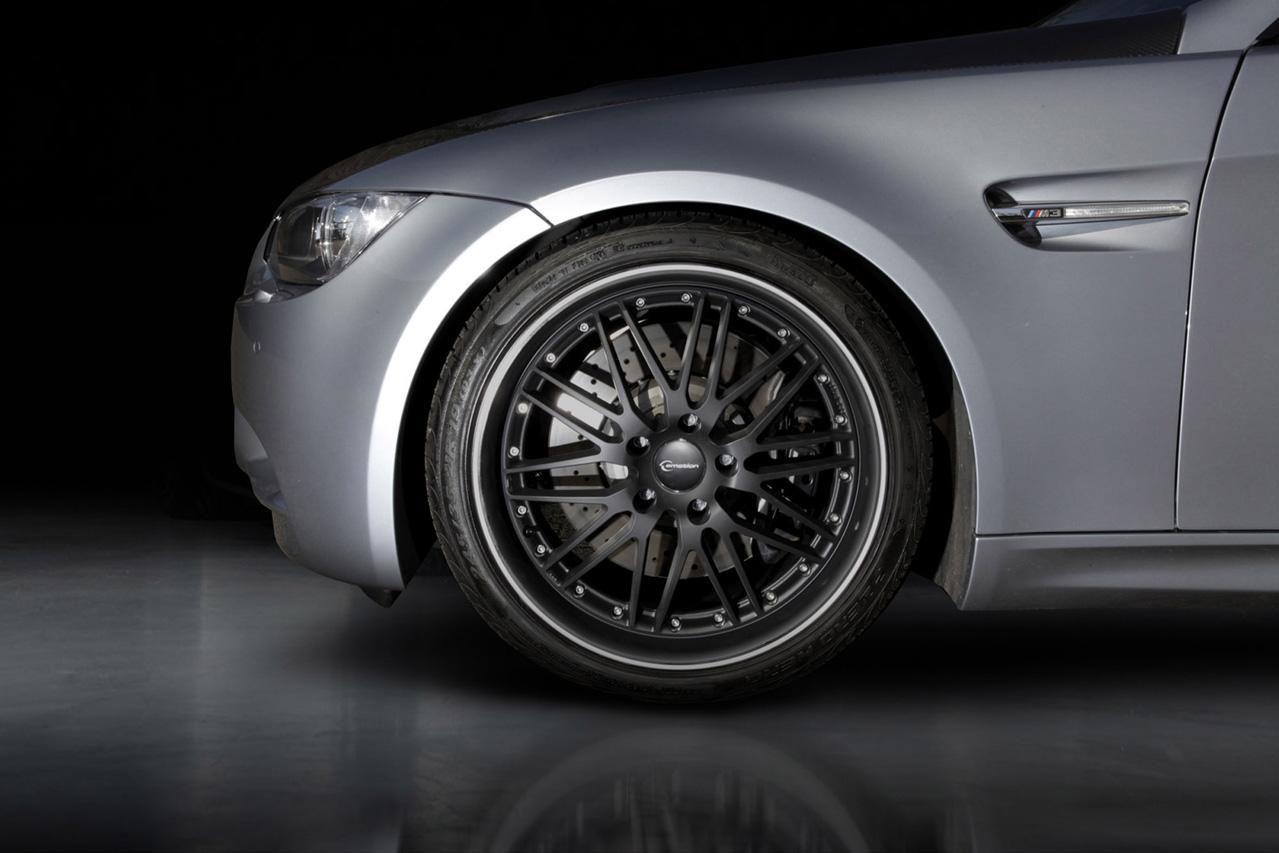 BMW M3 E92 Emotion Wheels