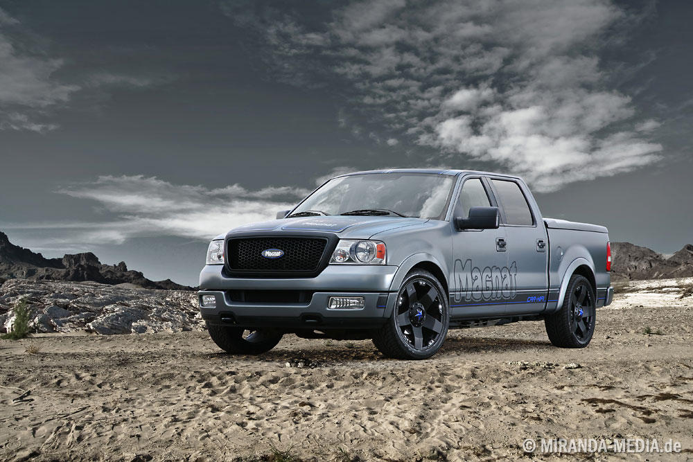 Ford F150 Magnat Wimmer