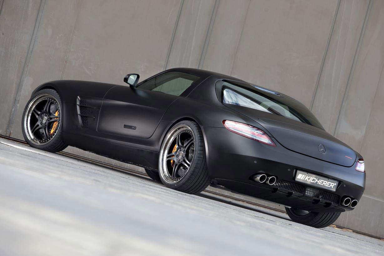 Mercedes Kicherer SLS AMG Supersport