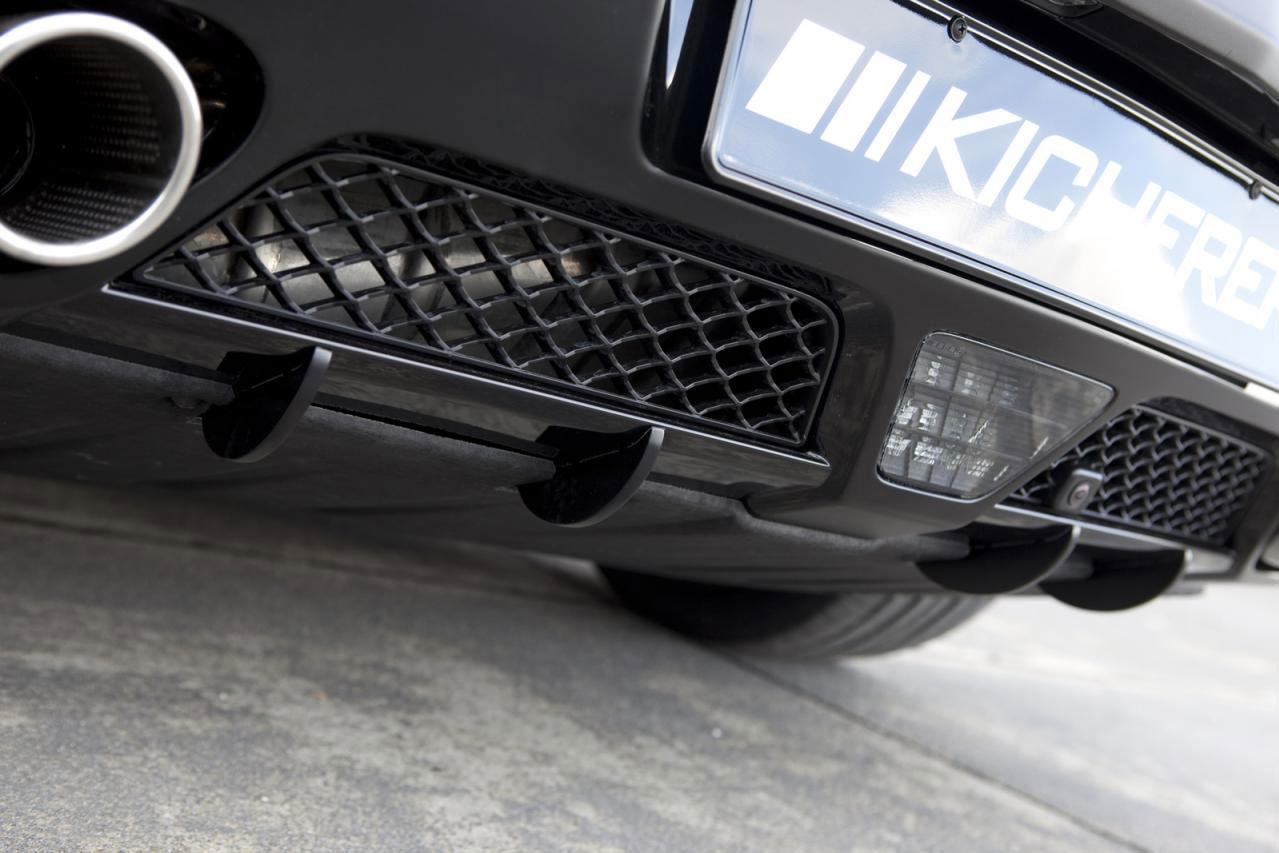 Mercedes Kicherer SLS AMG Supersport