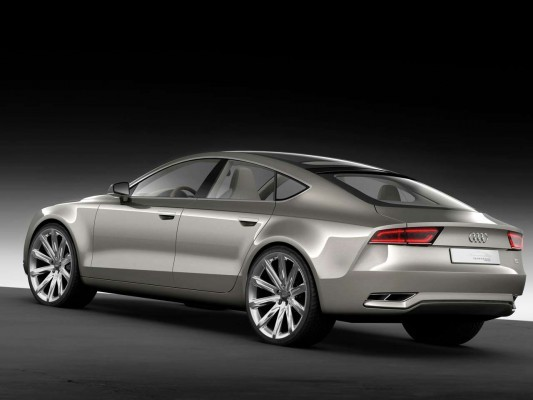 Audi A7 Sportback 2010
