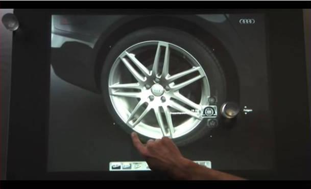 Audi 3D Konfigurator