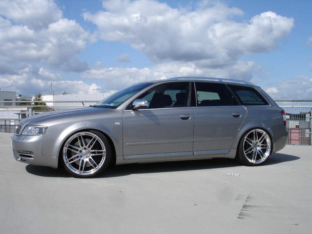 audi a4 s4 avant 8e 2003 tuning tuning. Black Bedroom Furniture Sets. Home Design Ideas