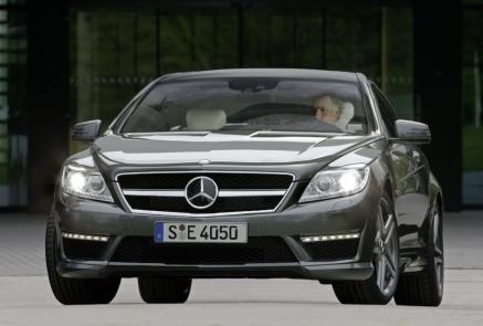 Mercedes CL63 AMG 2010