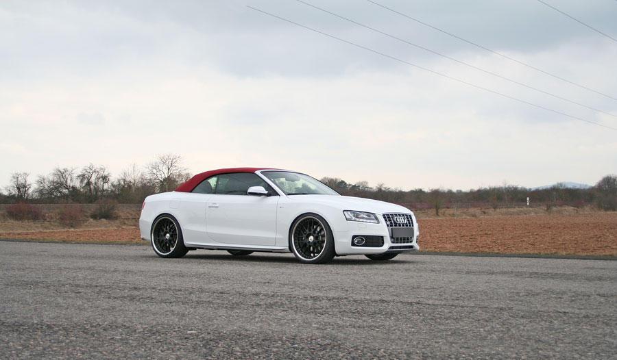 Audi S5 Cabrio HS Motorsport