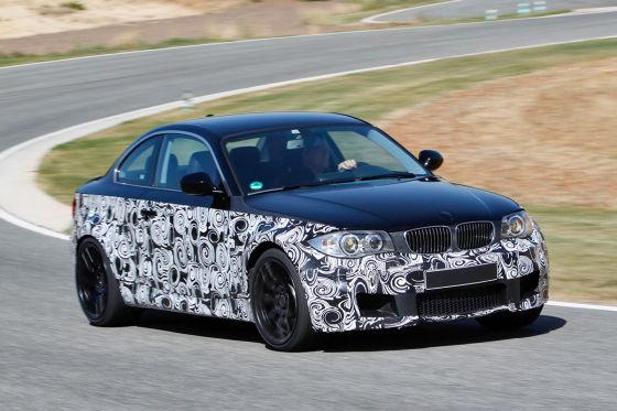 BMW 1er M Coupé M1