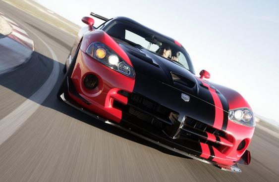 Dodge Viper Reloaded 2012 Concept