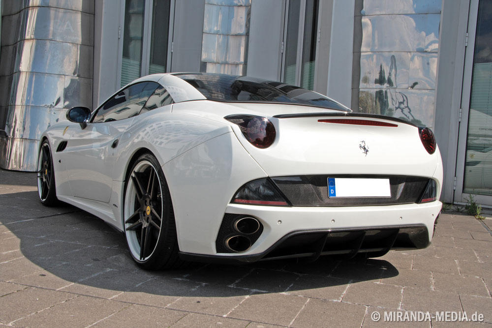 Ferrari California Anderson Germany