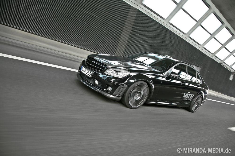 Mercedes Benz VÄTH C250 C-Klasse CGI