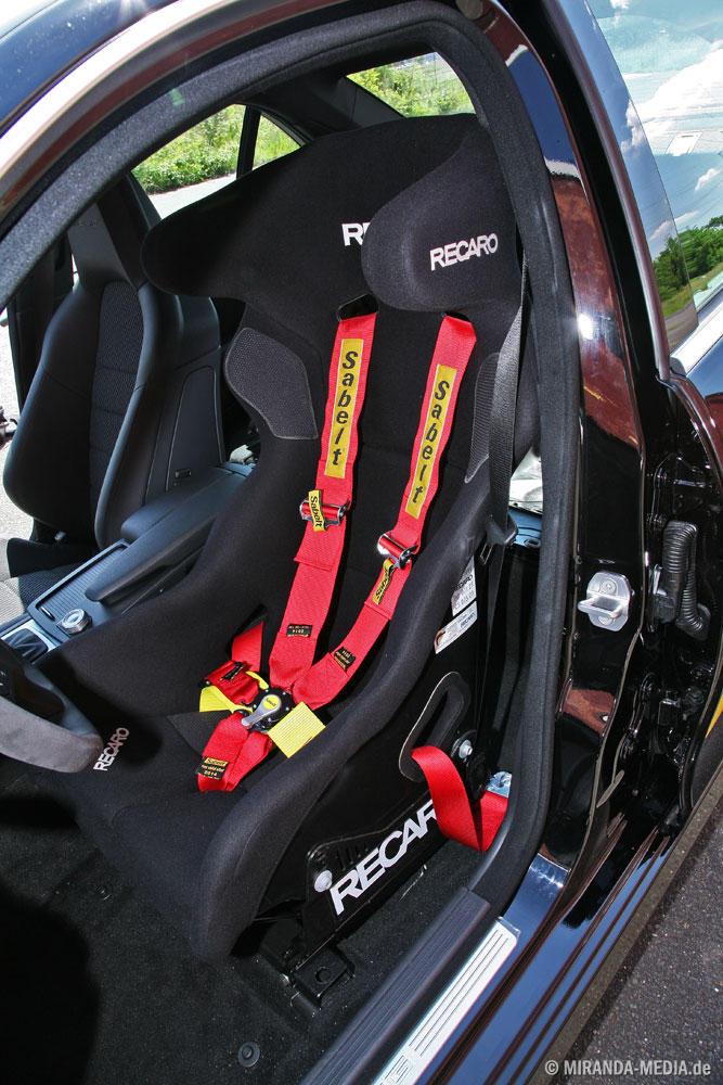 Mercedes C63 AMG Dunlop Performance Wimmer RST Rennsporttechnik