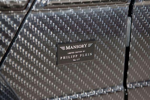 Mercedes G-Klasse G55 AMG Mansory G-Couture