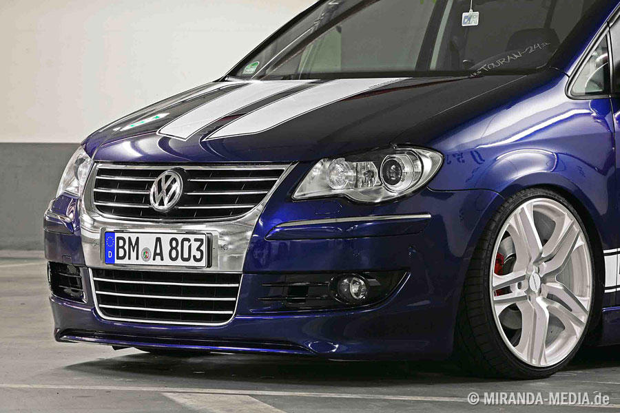 Touran Tuning - Fotos de coches - Zcoches