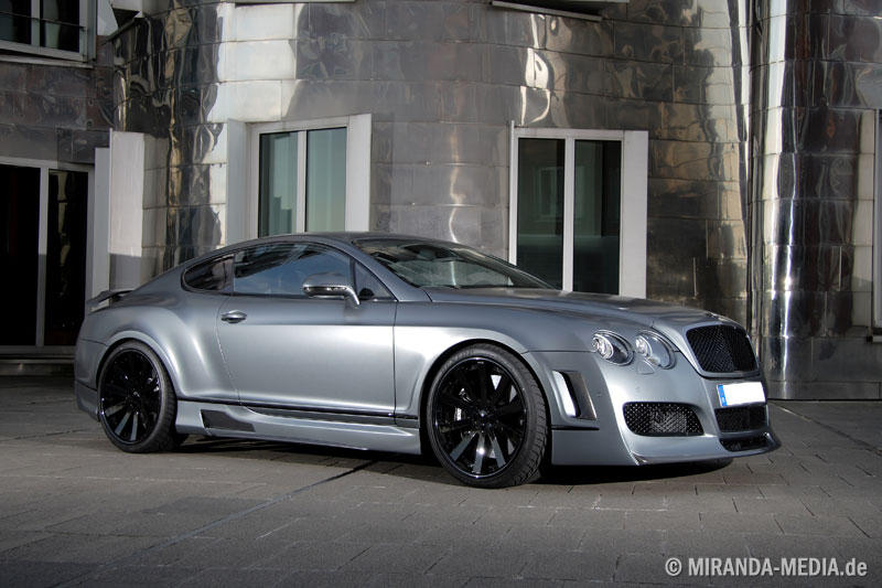 Bentley GT Supersports Edition Anderson Germany