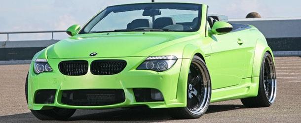 BMW 6er 645i Cabriolet E63 E64 CLP Automotive