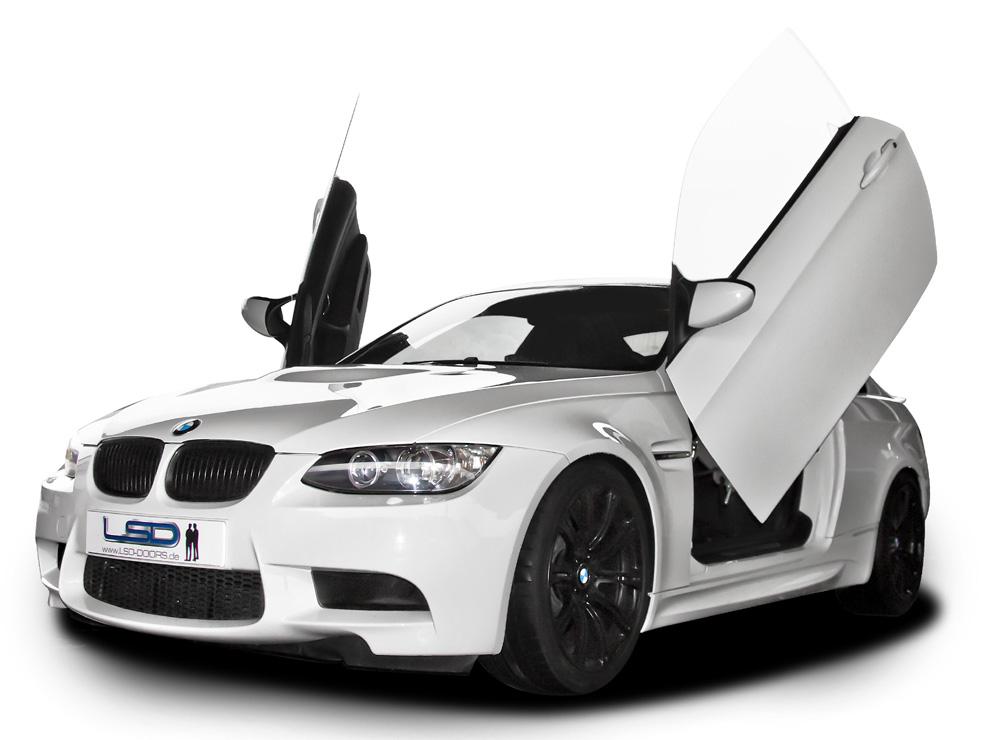 BMW M3 E92 E93 LSD Doors Flügeltüren Tuning