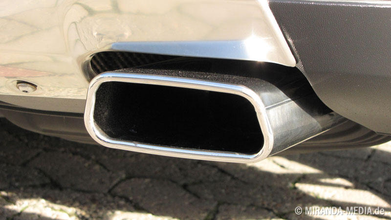 Mercedes ML 500 4 Matic Senner Tuning