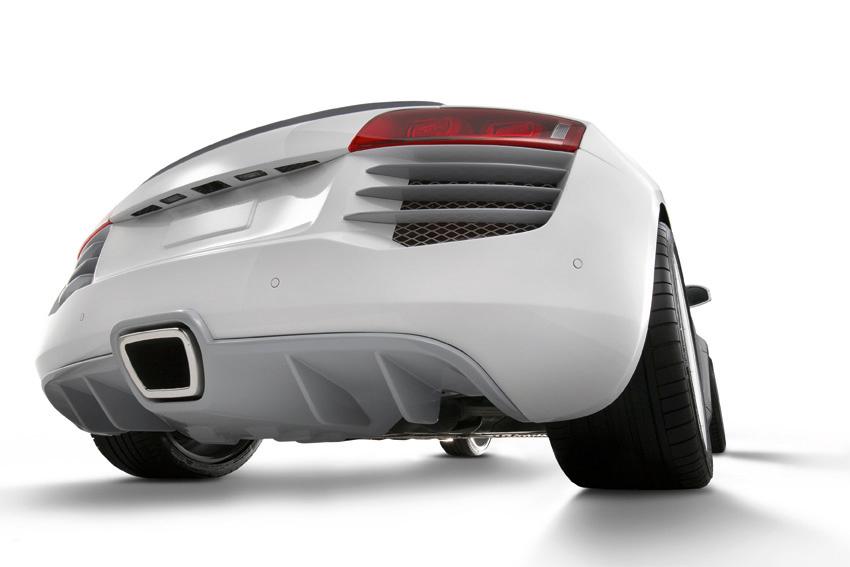 Audi R8 Eisenmann Spark Eight Carbon