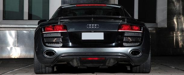 Audi R8 V10 Racing Edition Anderson Germany