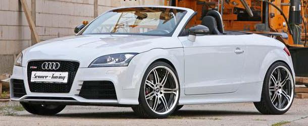 Audi TT RS Power Senner Tuning