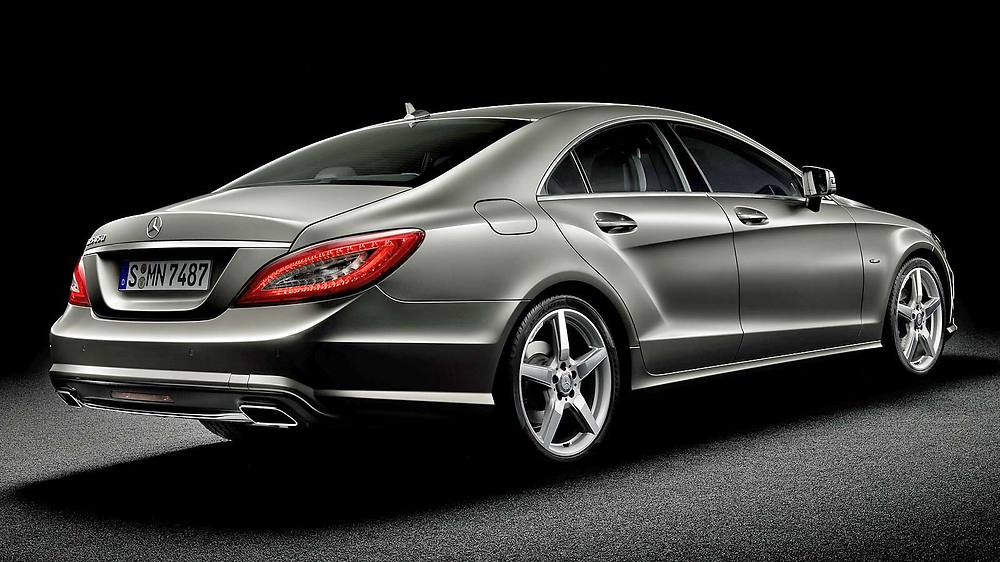 mercedes cls im januar 2011 kommt der nachfolger. Black Bedroom Furniture Sets. Home Design Ideas