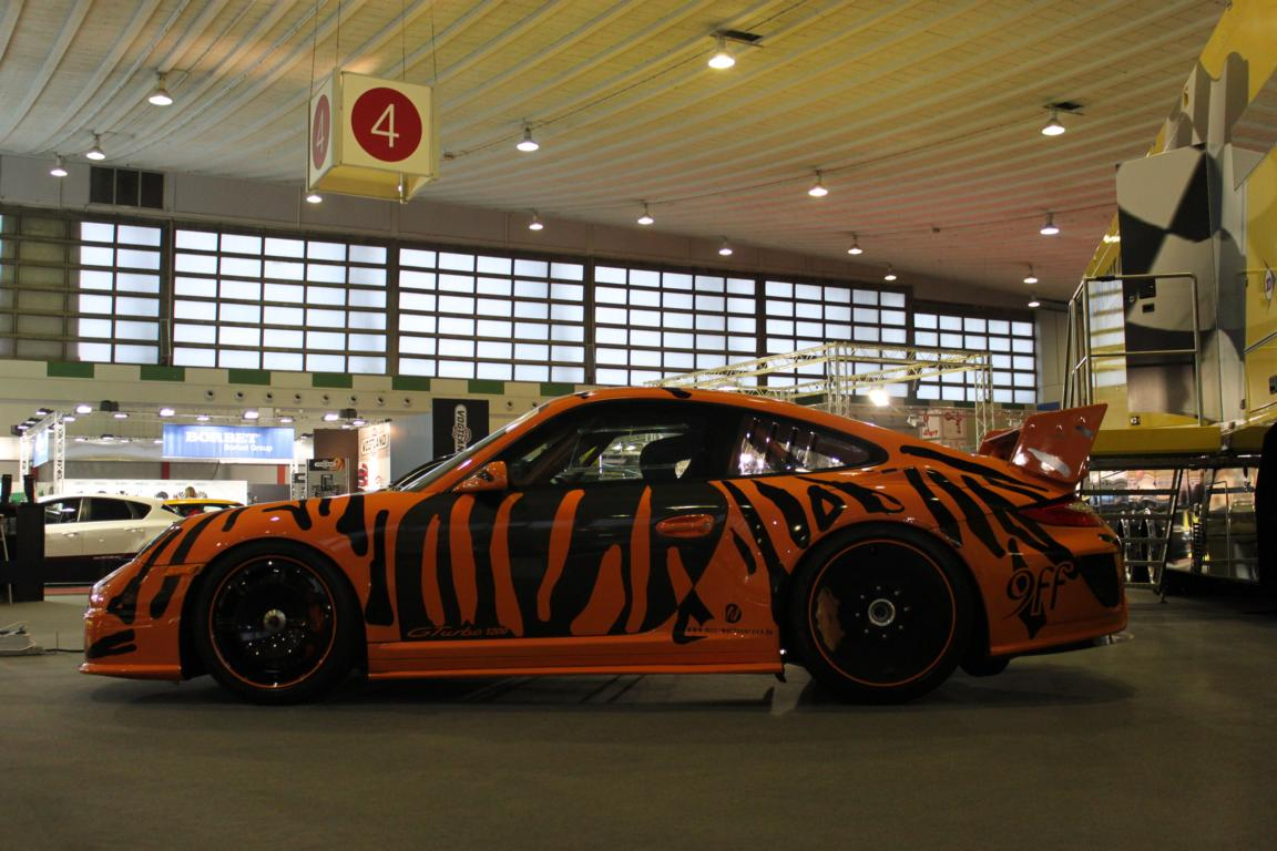 MY CAR 2010 Tuning Messe Dortmund