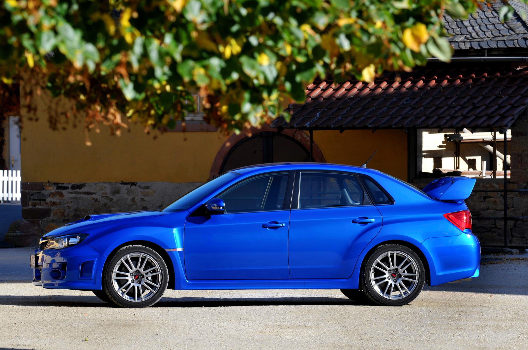Subaru WRX STI Impreza 2010