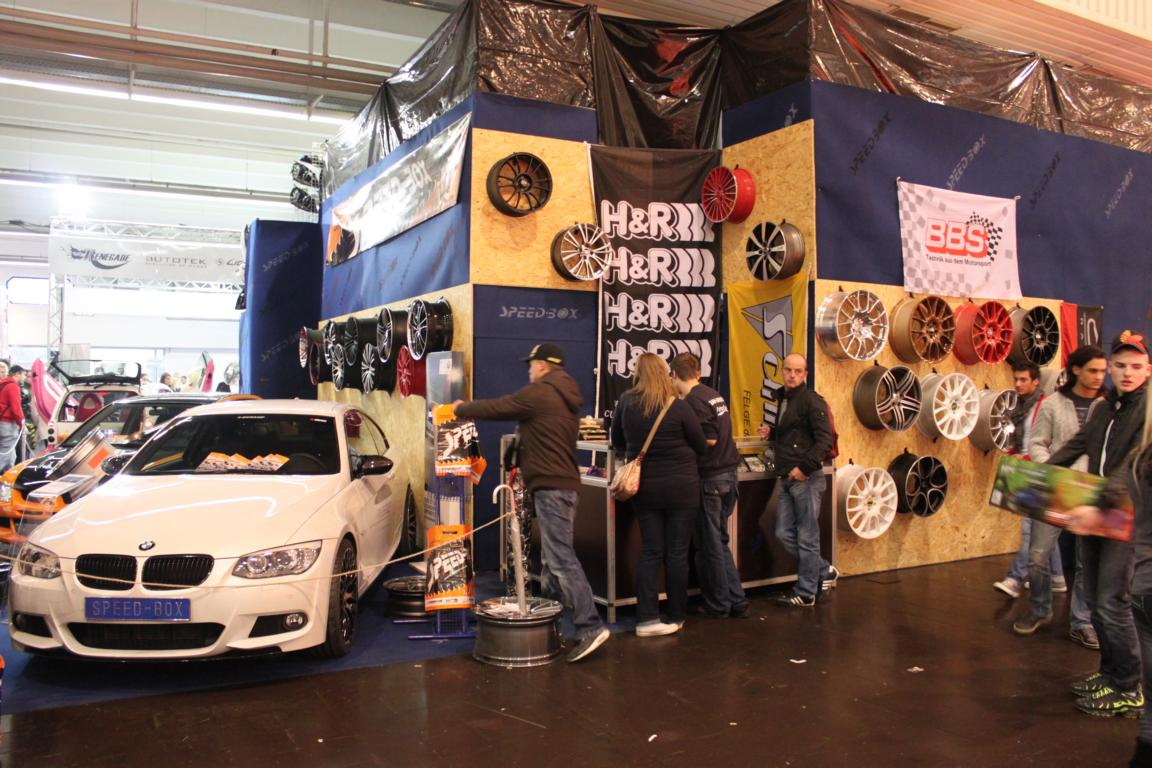 Essen Motor Show 2010 Messe