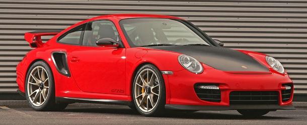 Porsche 911 Carrera GT2 RS Wimmer Rennsport