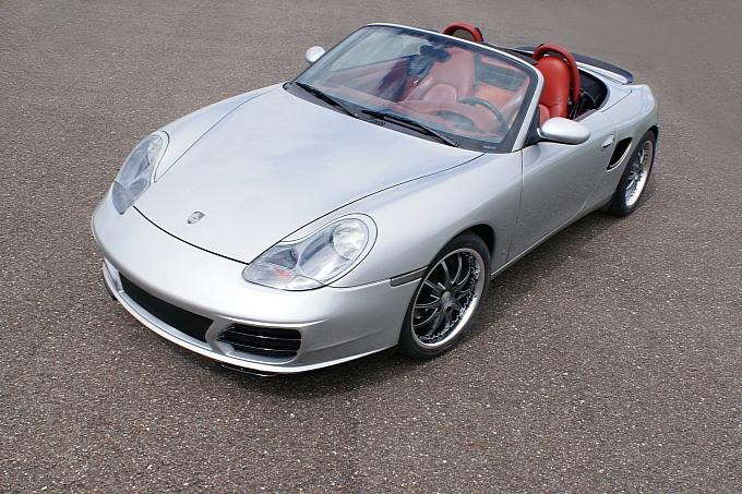 Porsche Boxster 986 Hofele Design