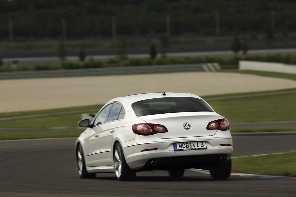 VW Passat CC Comfort Style R-Line