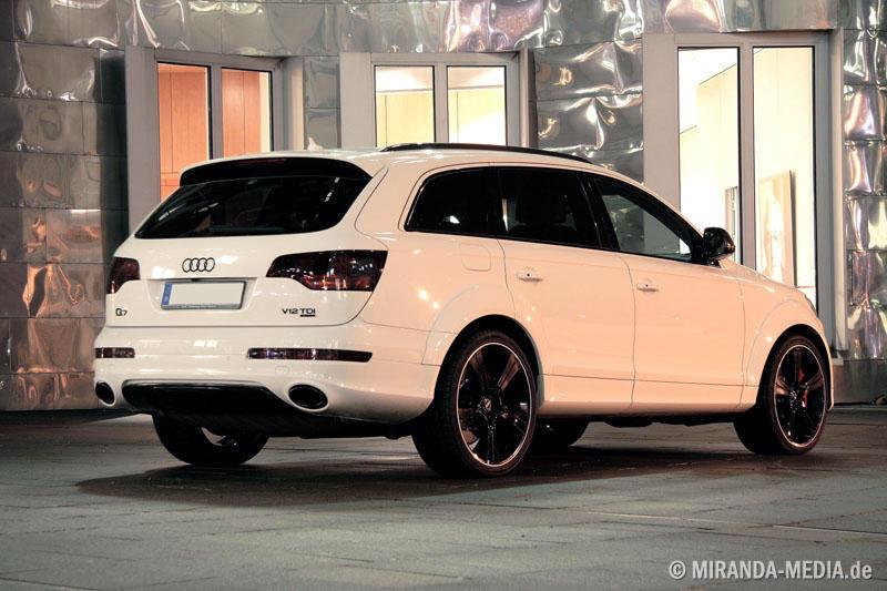 Audi Q7 V12 TDI Family Edition ANDERSON GERMANY