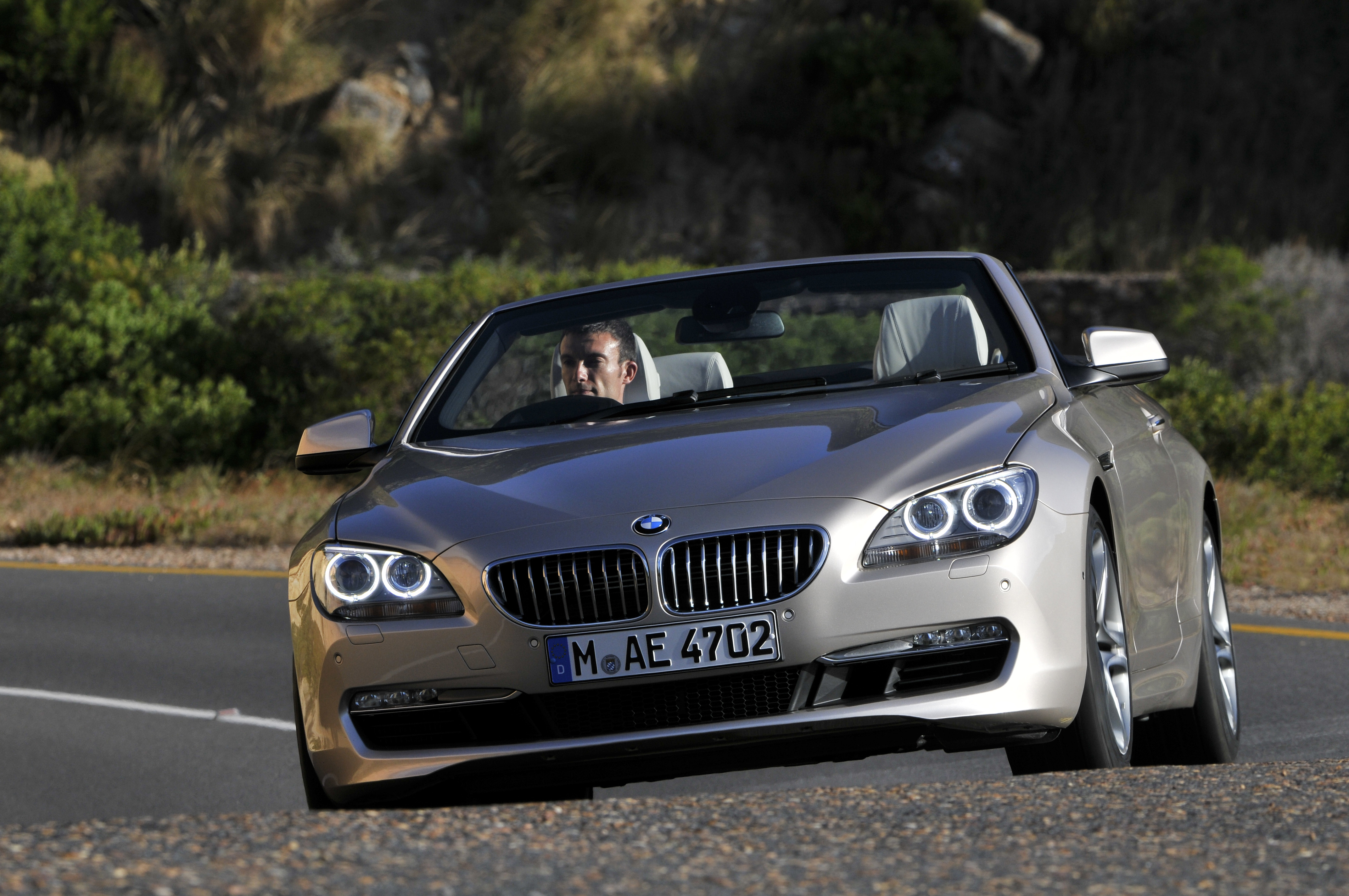 bmw 6er cabrio f12 startklar f r den sommer 2011 tuning. Black Bedroom Furniture Sets. Home Design Ideas