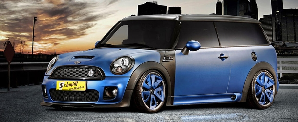 Mini Cooper S Clubman von Schmidt Revolution