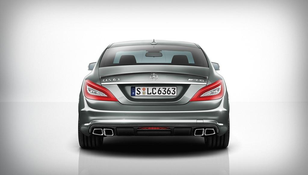 Mercedes Benz CLS 63 AMG 2011