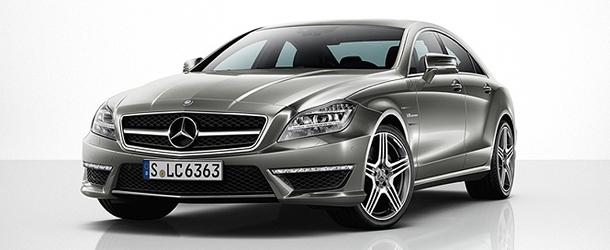 mercedes cls 63 amg top Mercedes CLS 63 AMG (C218) – langes Gesicht mit spritzigen Eigenschaften