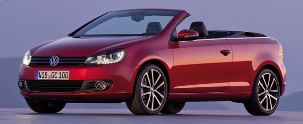 vw golf cabriolet das heissersehnte comeback nach fast 10 jahren tuning. Black Bedroom Furniture Sets. Home Design Ideas