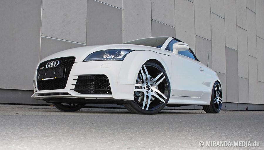 Audi TT RS von O.CT Oberscheider Tuning GmbH