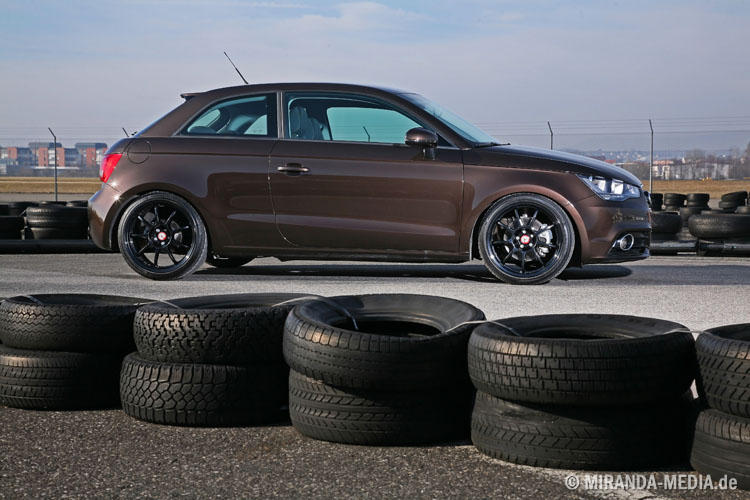Audi A1 A-Force-One Pogea Racing
